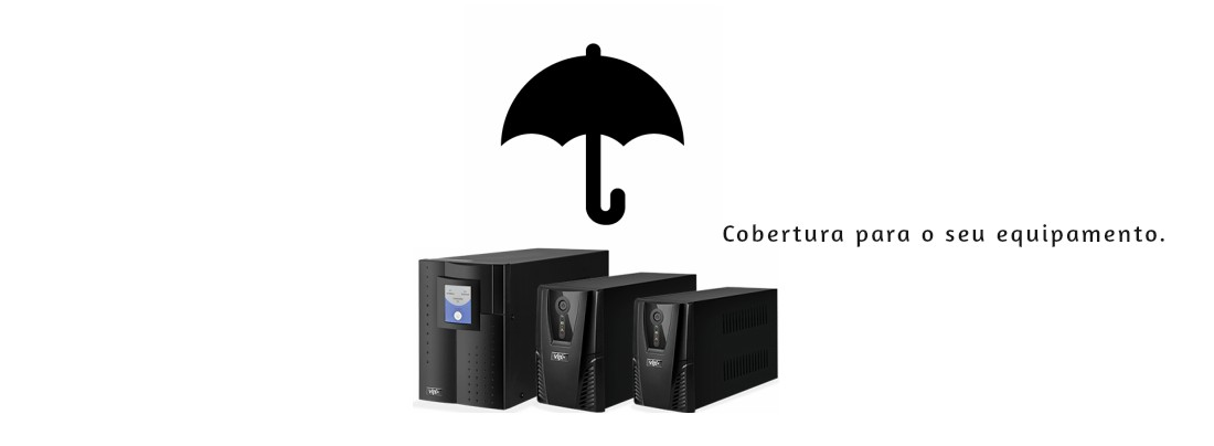 Cobertura de equipamentos com assistência técnica